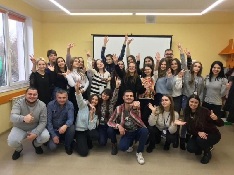 VI молодіжний проект «Ідея змінює країну»